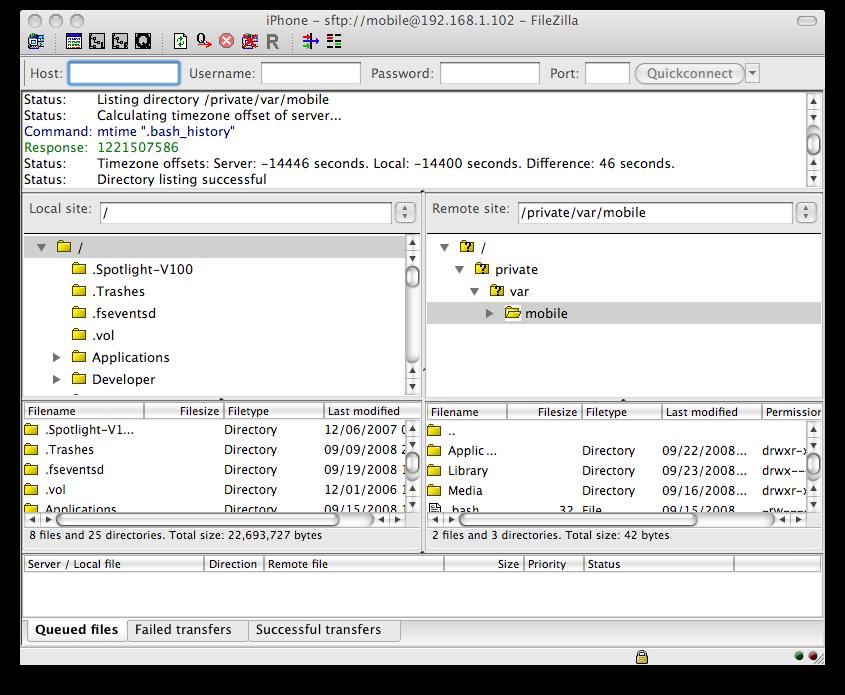 filezilla file transfer failed webseoranking