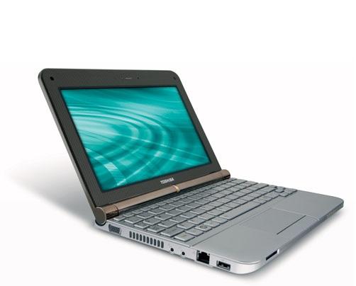 NB205-N310/BN Intel Atom N280 1.66GHz Mini Notebook - 1GB RAM  160GB HD  10.1 Display  Fast Ethernet  802.11b/g  Webcam  Bluetooth  6-cel Li-ion  Sable Brown